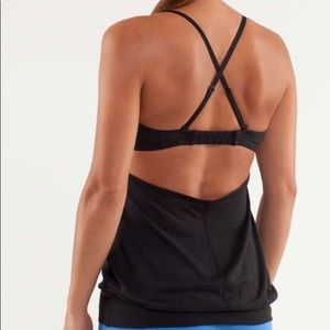 lululemon athletica Tops - Lululemon hot but not tank !!! 💜😍😍😍hot!!!